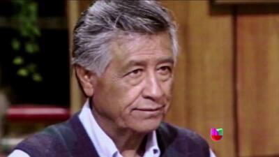 César Chávez reaparece y la lucha de los trabajadores continúa