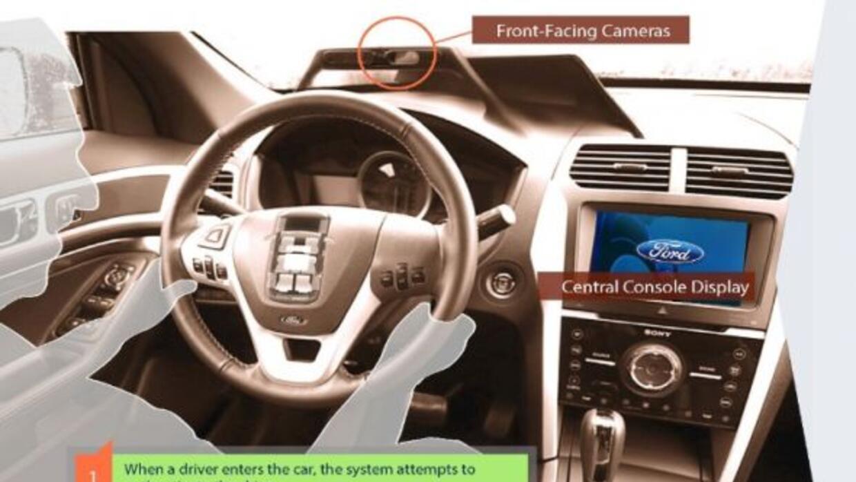 Los nuevos sistemas identificarán al conductor en cuanto entre al auto.
