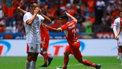 En fotos: Toluca y Chivas iniciaron el domingo de la jornada 3 con un vibrante empate