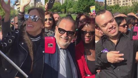 La Gozadera: Lili, Raúl y Carlitos 'el productor' alborotaron los ánimos...