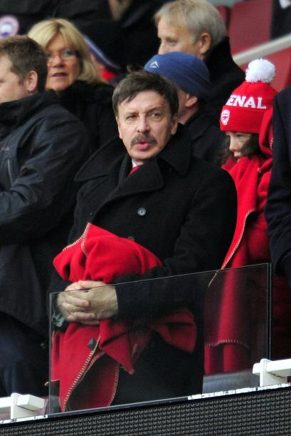 Stan Kroenke - Dueño de St. Louis Rams, Denver Nuggets, Colorado Avalanc...