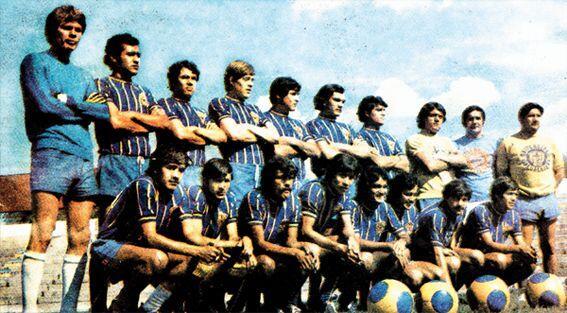 Pero aquello no fue impedimento para que en el torneo 1974-75 la UdeG tu...