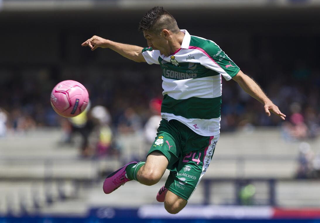 Santos Laguna y sus 'contribuciones de talentos'  al América Oribe Peral...
