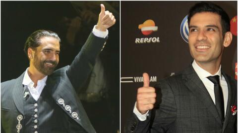 La amistad de Alejandro Fernández y Rafael Márquez que va...