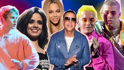 'Despacito' y el año del remix latino.
