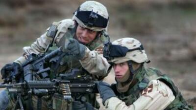 El Pentágono ha destinado cerca de $770 mil millones desde 2003 en las o...