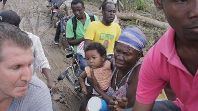 In pictures: Haiti's post-hurricane relief effort underway