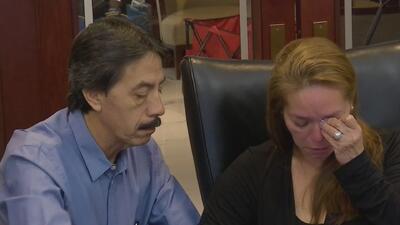 """""""Una amiga de mi hija me llamó y en ese momento dejé de sentirla"""": Hablan los padres de la estudiante de FIU que murió aplastada por el puente"""
