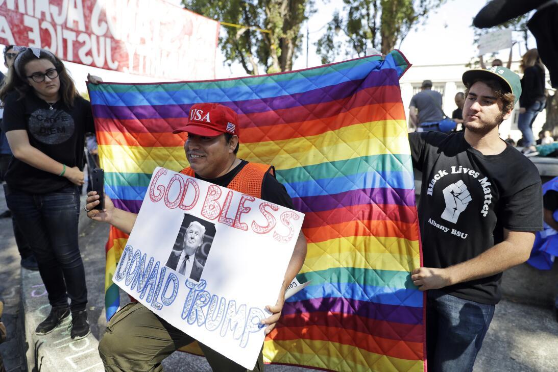 Protesta Berkeley Alt-Right