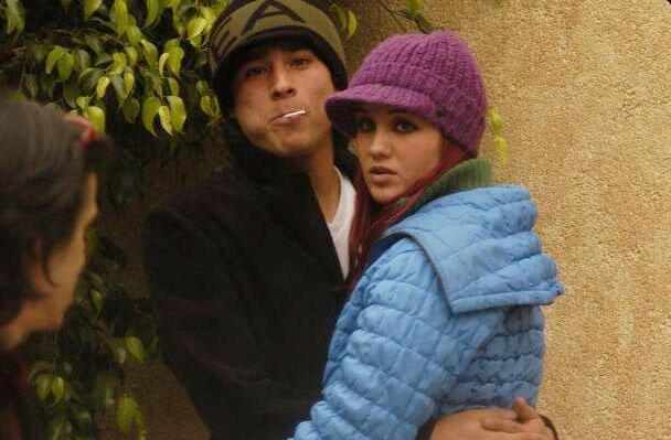 Memo Ochoa y Dulce María