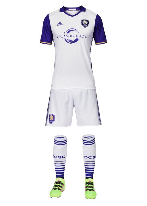 All MLS Uniforms in 2017