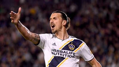 """Zlatan Ibrahimovic no quiere irse de MLS sin un título con LA Galaxy: """"Eres el primero o no eres nada"""""""
