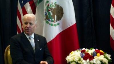 Joe Biden, vicepresidente de Estados Unidos.