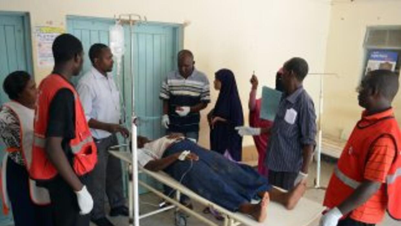 La Cruz Roja precisó que de momento se ha confirmado la muerte de treint...