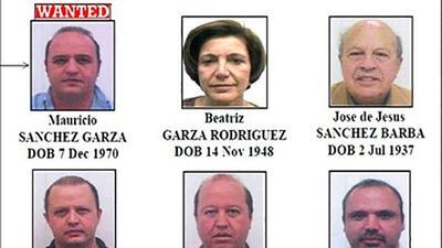 Mauricio Sánchez Garza, operador del cártel de Sinaloa