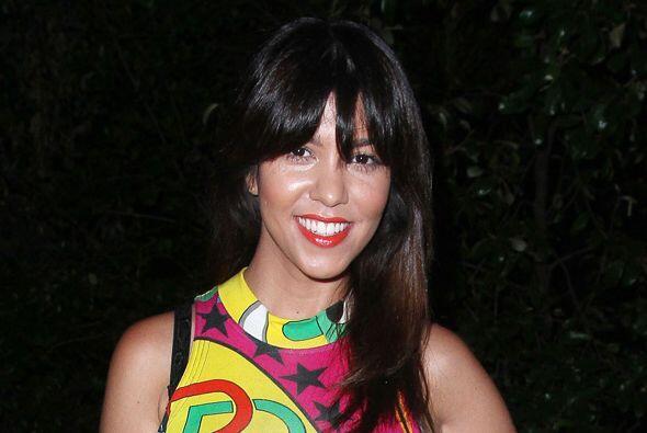 Kourtney Kardashian nació el 18 de abril de 1979 en Los Ángeles, Califor...