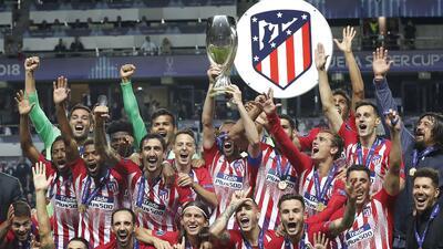 En fotos: Atlético de Madrid demostró supremacía europea al derrotar al Real Madrid