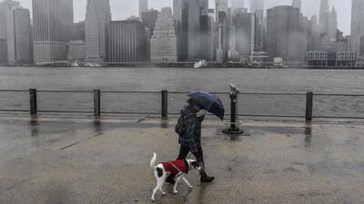 Ventana al Tiempo: Posibilidad de lluvia severa en horas de la mañana este martes en Nueva York