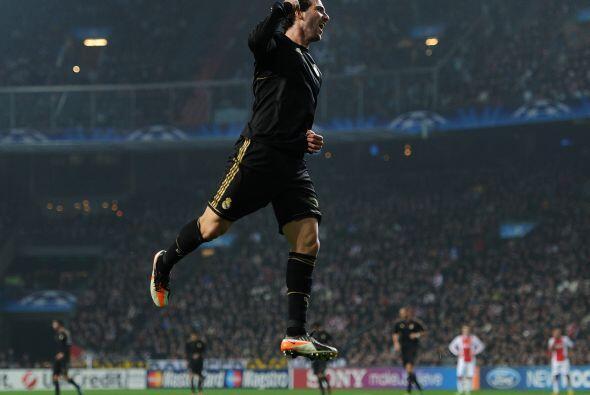 El argentino Gonzalo Higuaín también se sumó a los anotadores.