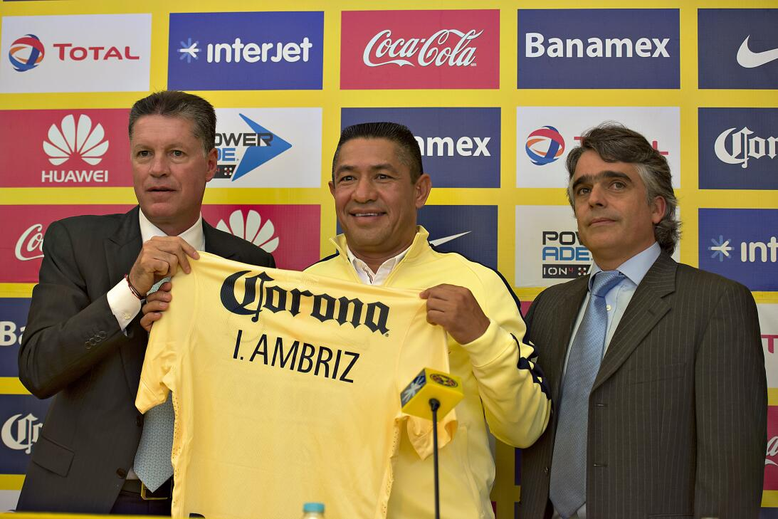 Ricardo Peláez, el hombre que regresó al América a la senda campeona 201...