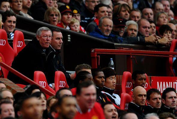 Sir Alex Ferguson no sabía qué hacer con sus pupilos para revertir las c...