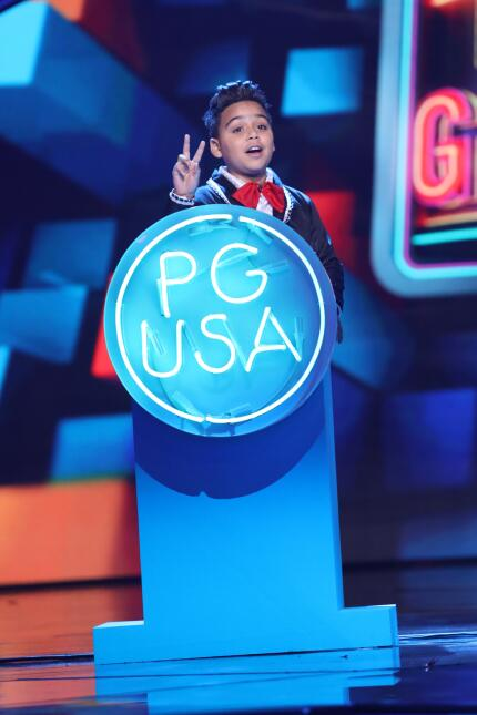 Las mejores fotos del vigesimotercer programa de Pequeños Gigantes USA.
