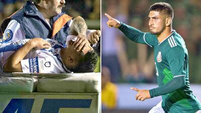 La revancha del 'Pocho': marcó su primer gol con México en la cancha donde se lesionó hace 10 meses