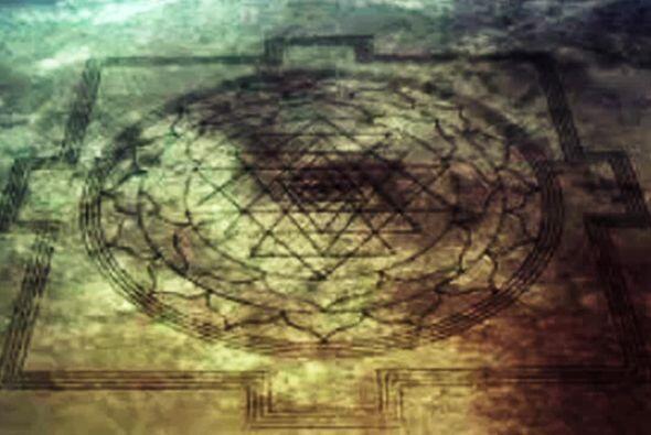 El 10 de agosto de 1990 encontraron estaformacion del antiguo símbolo hi...