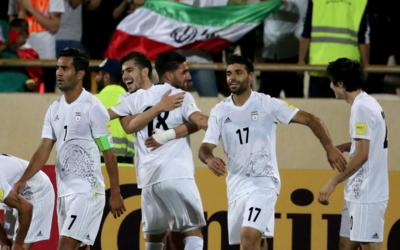 Irán vence a Uzbekistán y clasifica al Mundial