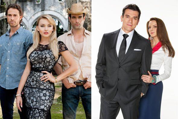 Por su desempeño y entrega en las telenovelas, estos actores fueron nomi...