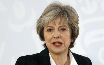 Theresa May inicia el proceso de separación del Reino Unido con la Unión...