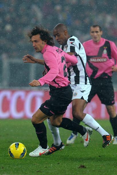 Juventus sigue líder y va camino al título.