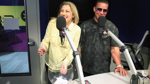 'Dime lo que estas pensando' con Daddy Yankee