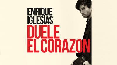Disfruta un adelanto de 'Duele El Corazón', de Enrique Iglesias