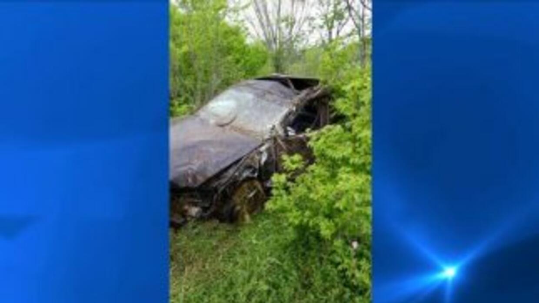 Un hombre mayor que conducía a exceso de velocidad perdió la vida luego...