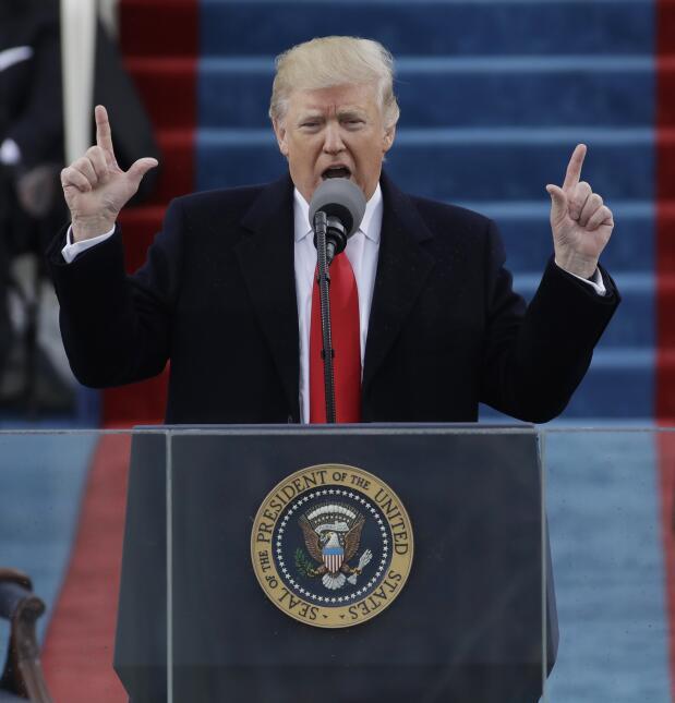 In photos: President Trump is sworn in Trump Inauguration_Colo.jpg