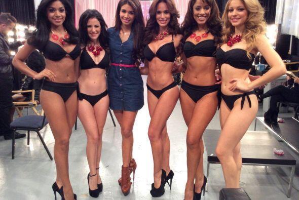 Las candidatas a la corona convivieron con Marisela Demontecristo y obvi...