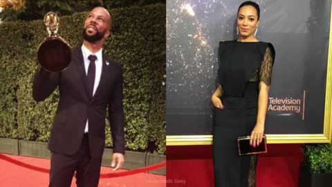 Common announced earlier this week that he and the CNN political analyst...