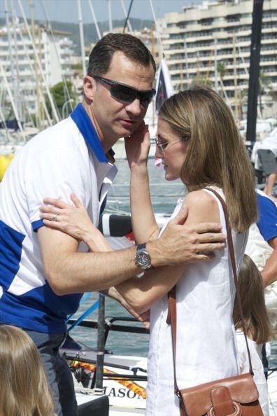 Letizia y Felipe son de las parejas más consolidadas en la realeza.