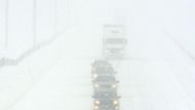 Maniobras de conducción para el invierno