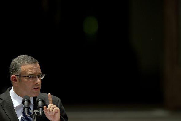 El mandatario precisó que El Salvador no tiene relaciones diplom&...