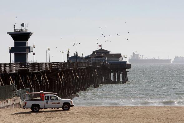 Los líderes de un poblado pesquero en el norte de California esperan que...