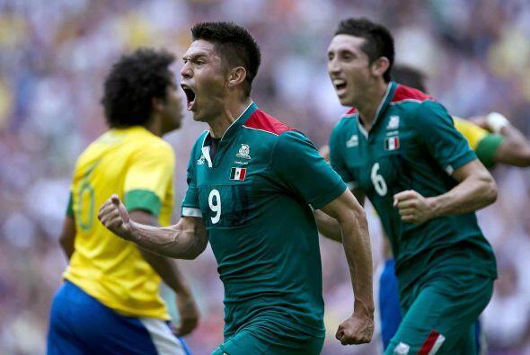 Oribe volvería a marcar ante Japón en las semifinales del evento y ya en...
