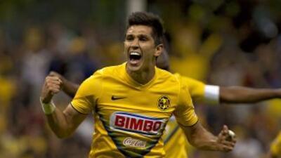 Jesús Molina anotó el segundo gol al minuto 84, con el cual se acababa l...