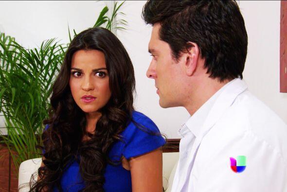 Estás muy triste Esmeralda, nos preocupa que Gisela aún quiera hacerte d...