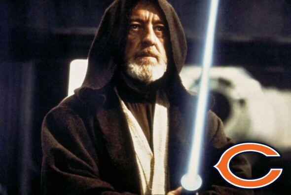 Pick 7. Chicago Bears -- Obi-Wan Kenobi.