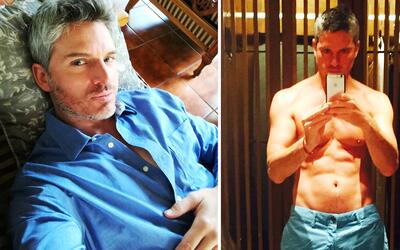 Ramiro Fumazoni es el fruto prohibido y el tío más sexy en Tres Veces Ana