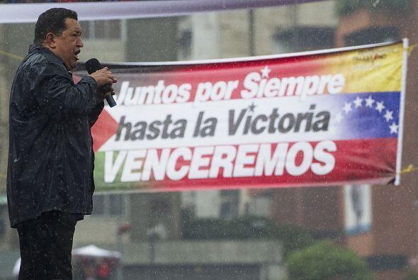 """""""Esta avalancha bolivariana que viene recorriendo el país en las últimas..."""
