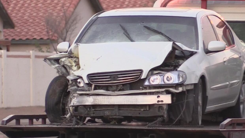 Qué hacer en caso de verse involucrado en un accidente automovilístico