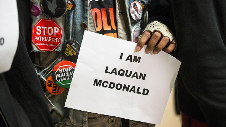 Protesta Laquan McDonald